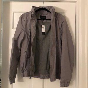 NWT Men's Lightweight Grey Jacket